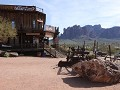 Apache Trail, Goldfield Ghost Town