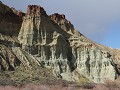 John Day Fossil Beds - Sheep Rock unit
