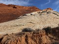 Valley of Fire, White Domes wandeling
