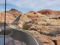 Valley of Fire, White Domes Road