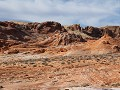 Valley of Fire, langs White Domes Road