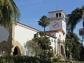 Santa Barbara, Courthouse in Spaans-Moorse stijl