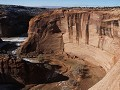 Canyon de Chelly, North Rim Drive, dezelfde ruïnes