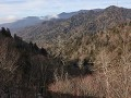 Great Smoky Mountains, Newfound Gap, de andere kan