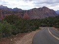 Zion NP, Kolob Terrace Road