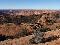 Canyonlands NP, Island in the Sky - uitzicht op Wh
