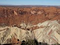 Canyonlands NP, Island in the Sky - Upheaval Dome