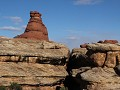 Canyonlands NP, The Needles, Confluence Overlook t