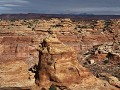 Canyonlands NP, The Needles, Slickrock trrail