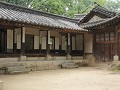 Seoul, Chang Deok Gung palace, Huwon Secret garden