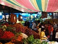 Colourful market