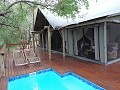 Manyoni private game reserve - Lodge
