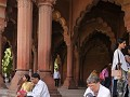 3. Rust in Red Fort