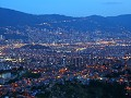 Medellin by nightfall