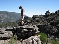 Grampians NP - Wandeling naar The Pinnacle via Gra