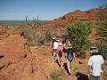 Red Centre - Kings Canyon