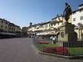 Greve in Chianti: Place du Mercatale
