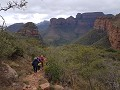 Wandeling in de Blyde River Canyon