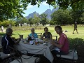 Picniccen in Boschendal Wine Estate