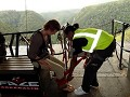 Bungeejump van Bloukrans River Bridge 216 m (hoogs