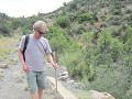 Graaff Reinet - wandeling in de Valley of Desolati
