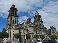 Mexico City : kathedraal