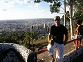lookout point above Belo Horizonte (this is just a