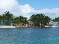 Little island of Caye Caulker