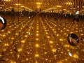 Infinity Mirrored Room - I want to love on the fes