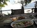 Lunch in Khanom Hill Resort