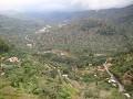 uitzicht op OROSI-valei (PARAISO/CARTAGO)