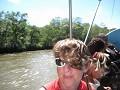 Van Sierpe naar Drake Bay - boottocht 50 km