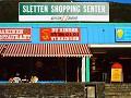 """The famous """"SLETTEN"""" shopping senter"""