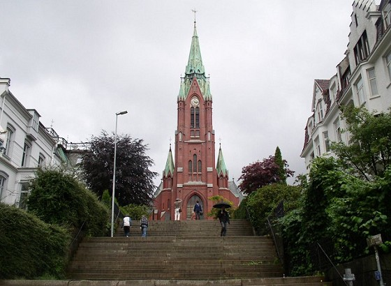 Church in Bergen