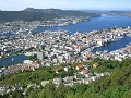 Citycenter of Bergen