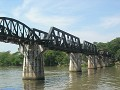 River Kwai bridge.