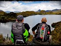 2 broers in Cajas National Parc